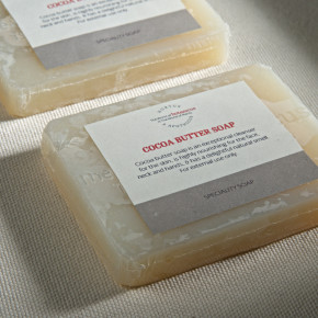 speciality soap / COCOA BUTTER SOAP