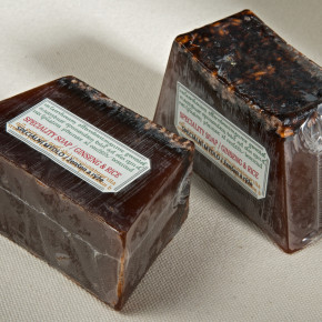 speciality soap / GINSENG & RICE