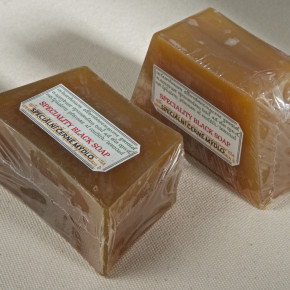 speciality soap / BLACK SOAP